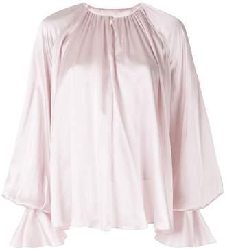 Roksanda bell-sleeved blouse