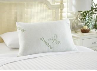 Botanical Comfort Bamboo Memory Foam Pillow