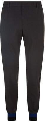 Wooyoungmi Side Stripe Trousers