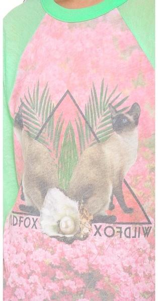 Wildfox Couture Hamptons Garden Party Tee