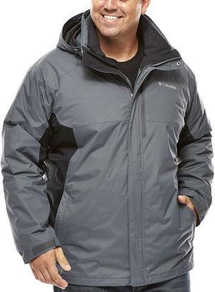 Columbia Rockaway Mountain Interchange Jacket - Big & Tall $260 thestylecure.com