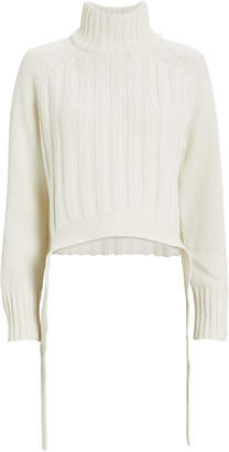 Proenza Schouler Wool-Cashmere Turtleneck Sweater