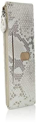 Lodis Women's Sweet Honey RFID Credit Card Case with Zipper Pocket