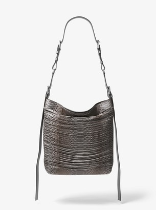 Michael Kors Naomi Extra-Large Leather Shoulder Bag