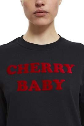 Vänna Youngstein Cherry Baby Long-Sleeve Tee
