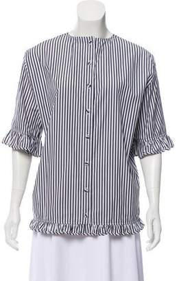 J.W.Anderson 2016 Gingham Top