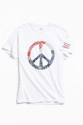 Publish Paisley Peace Tee