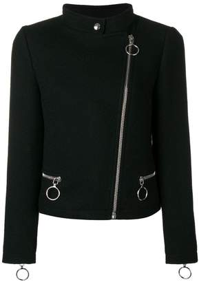 Moschino zipped jacket