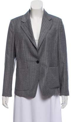 Tom Ford Pinstripe Wool Blazer w/ Tags