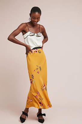 Corey Lynn Calter Floral Skirt