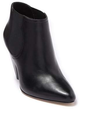 Joie Gabija Cone Heel Leather Chelsea Boot