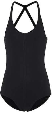 Rick Owens Cross-back swimsuit