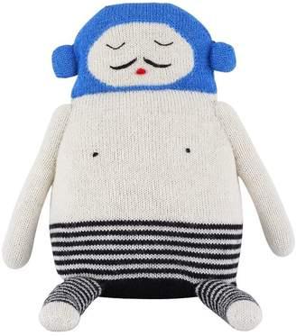 Luckyboysunday Balthazar Alpaca Knit Stuffed Toy