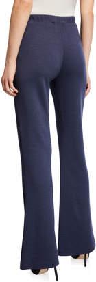 St. John Milano Knit Bootleg Pants