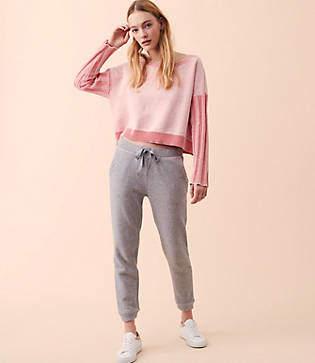 Lou & Grey Rainbowline Skinny Sweatpants