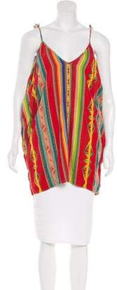Ralph Lauren RLX by Embroidered Sleeveless Top