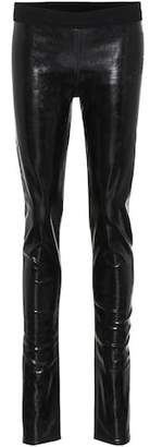 Rick Owens coated trousers