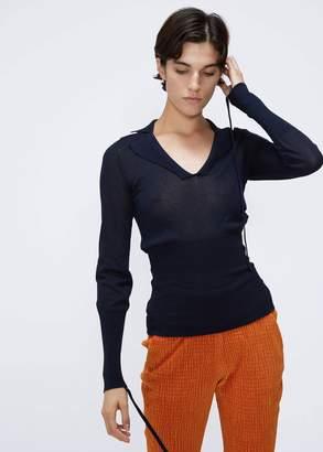 Jacquemus Praia Collared Knit
