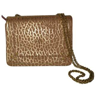 Jerome Dreyfuss Eliot Leather Crossbody Bag