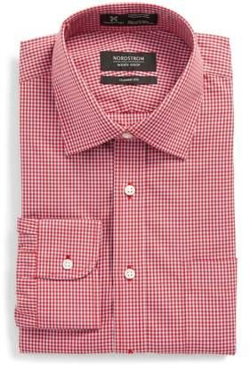 Nordstrom Smartcare Classic Fit Check Dress Shirt