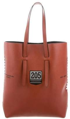 Calvin Klein The Catch Football Tote brown The Catch Football Tote