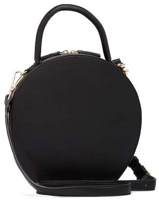 Street Level Round Satchel Bag