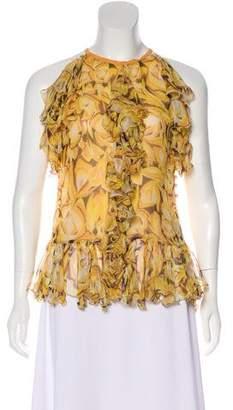 Missoni Printed Silk Blouse