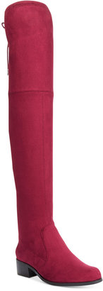 Charles by Charles David Gunter Over-The-Knee Flat Boots Women's Shoes $159 thestylecure.com