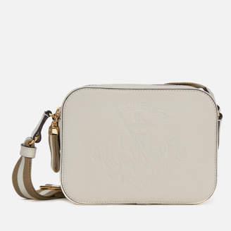 Lauren Ralph Lauren Women's Huntley Medium Cross Body Bag - Vanilla
