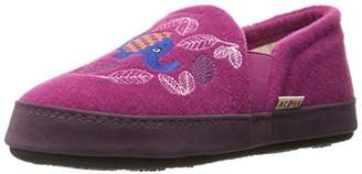 Acorn Girls' Colby Gore Moc Slipper