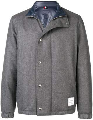 Thom Browne reversible bomber jacket