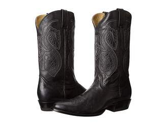 Stetson 13 Shaft Single Welt Round Toe Boot Cowboy Boots