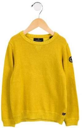 Scotch & Soda Boys' Logo Crew Neck Sweater w/ Tags