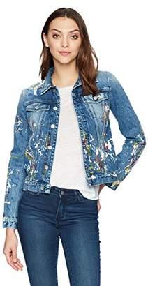 Calvin Klein Jeans Women's Women's Denim Trucker Jacket