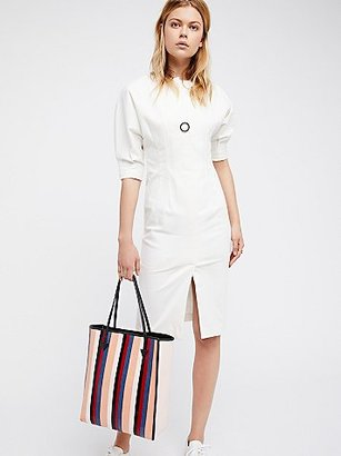 Lucien Midi Dress by Style Mafia at Free People $205 thestylecure.com