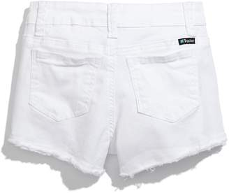 Tractr Frayed Shorts