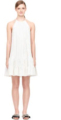 Rebecca Taylor Multi-Color Stripe Tank Dress