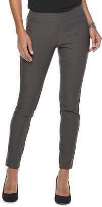 Apt. 9 Women's Brynn Midrise Pull-On Skinny Dress Pants