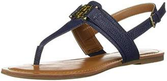 Tommy Hilfiger Women's LANCEI Flat Sandal