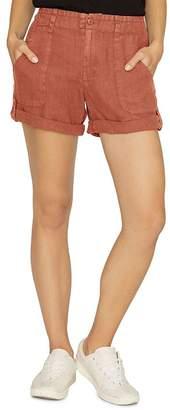 Sanctuary Explorer Linen Shorts