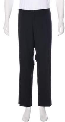 Dolce & Gabbana Cropped Wool Pants