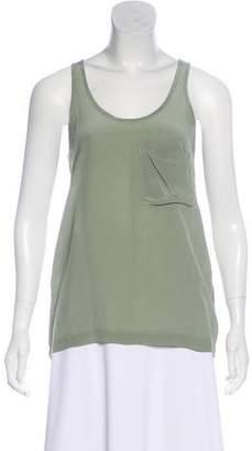 Kain Label Sleeveless Silk Top