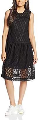 Peter Jensen Women's Ruffle Dress,(Manufacturer Size:Small)