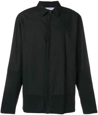 Helmut Lang oversized shirt