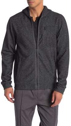 Civil Society Hooded Knit Jacket