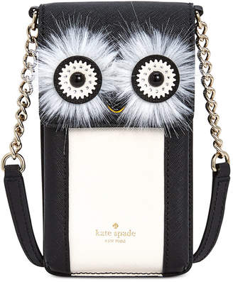 Kate Spade Penguin Crossbody iPhone Case