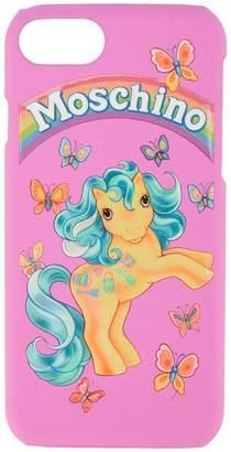 Moschino (モスキーノ) - Moschino マイリトルポニー iPhone 7 カバー