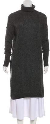 Steven Alan Cashmere & Silk-Blend Sweater Dress