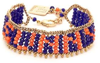 Rosantica By Michela Panero - Sunny Beaded Bracelet - Womens - Navy