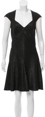 Zac Posen Z Spoke by Matelassé Knee-Length Dress w/ Tags